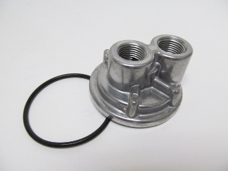 112 Spin-On Adapter, M18x1.5 thread