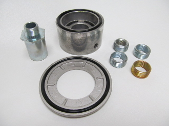 169 Turbo Oiler Adapter, Universal