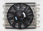"13515 Maxi-Cool Jr. 8-pass Coil & 10"" Electric Fan Assembly"