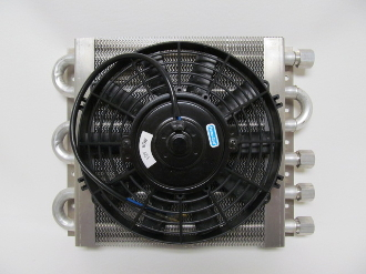 13311 Maxi-Cool Dual Circuit / Electric Fan