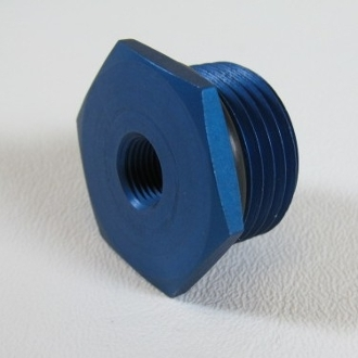 "15422 Adapter Bushing, -12AN to 1/8"" FPT"