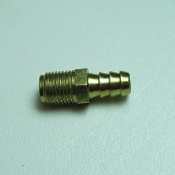 "15165 Hose Barb Fitting, 11/32"" HB x 5/16"" SAE (1)"