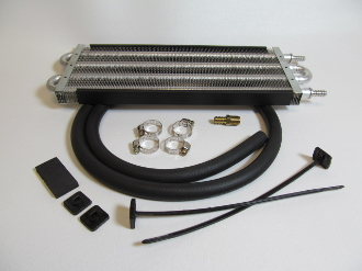 1011 Thin Line Trans Cooler System 14,000 to 16,000 GVW