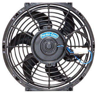"18128 Spiral Blade Electric Fan, (8"") 1400 CFM"
