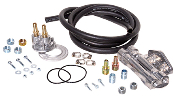 10795 Universal Oil Filter Relocation Kit (dual)