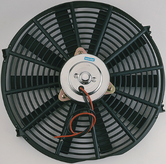"19124 Std. Electric Fan, (14"") 2450 CFM"