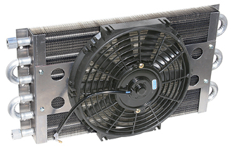 12318 Maxi-Cool Six Pass Cooler / Fan Assembly