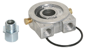 "70181 Adapter, Engine Oil Cooler & Turbo Supply 3/4""-16 Thread"