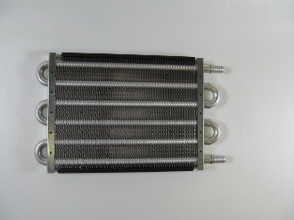 "691 Engine Oil Cooler Coil Only (6 Pass) 1/2"" HB"