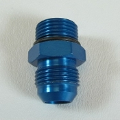 15300 Adapter Fitting, -10 O-Ring Boss to -10AN Male