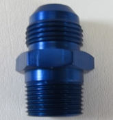 "15202 Adapter Fitting, -12AN to 3/4"" MPT"