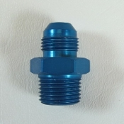 "15288 Adapter Fitting, -8AN to 1/2"" MPT"