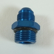 15308 Adapter Fitting, -10 O-Ring Boss to -8AN Male