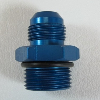 15320 Adapter Fitting, -12 O-Ring Boss to -10AN Male