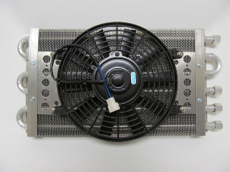 13318 Maxi-Cool Dual Circuit / Electric Fan Assembly