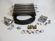 "76117 VW Oil Cooler Kit (15""L x 7""W x 1-1/2""T), air cooled"