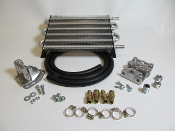 "76317 VW Oil Cooler Kit (12.5""L x 7.5""W x 2.25""T), air cooled"