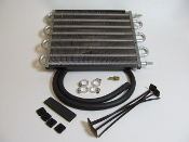 1014 Thin Line Trans Cooler System 22,000 to 24,000 GVW