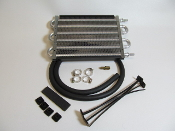 1012 Thin Line Trans Cooler System 16,000 to 18,000 GVW