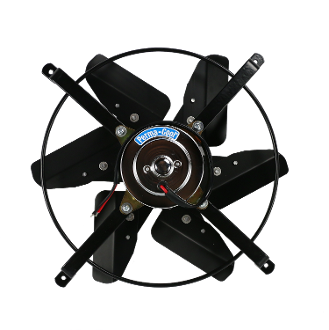 "19112 High Perf. Electric Fan, (12"") 3300 CFM"