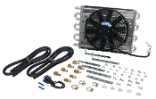 17515 Maxi-Cool Jr. 8-pass Coil & Elec. Fan, Complete Trans Kit
