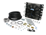 18311 Maxi-Cool 6-Pass Oil Cooler / Fan Assy, Complete Kit