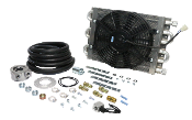 18315 Maxi-Cool 6-Pass Oil Cooler / Fan Assy, Complete Kit